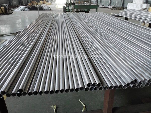 annealing stainless steel welded pipe